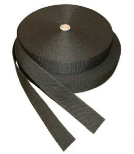 WEBBING 50MM BLACK